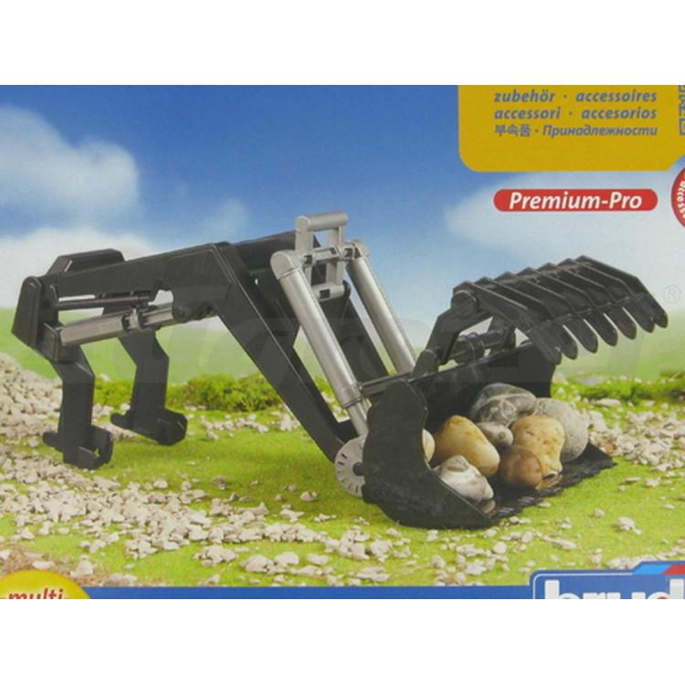 Čelní nakladač 03333 pro traktory řady 3000