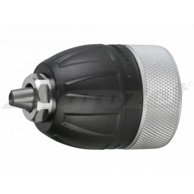 EXTOL PREMIUM hlava rychloupínací sklíčidlová, 0,8-10mm