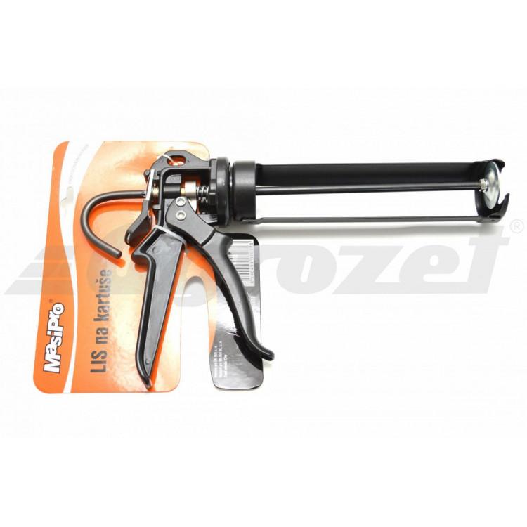 Pistole vytlačovací kovová