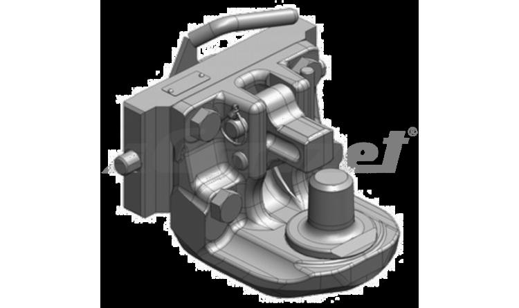 Závěs posuvný Piton-Fix W=245/30/20 H=120mm