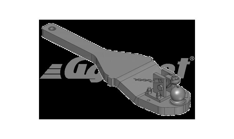 Plato spodní Scharmüller K80 - JD 7920