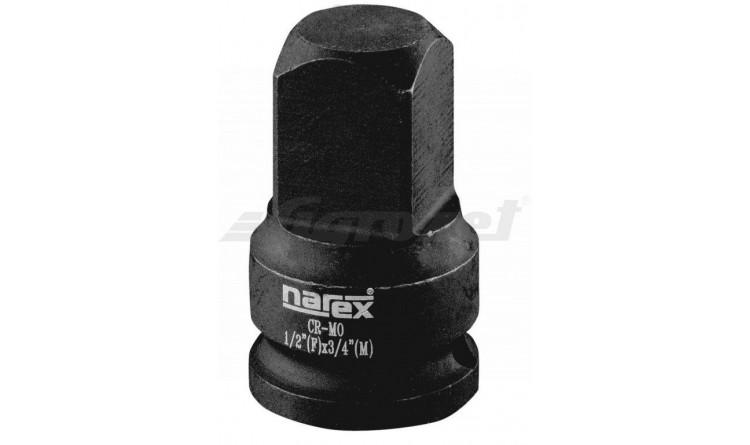 """NAREX 443000451 Redukce průmyslová 1/2""""-3/4"""" CrMo"""