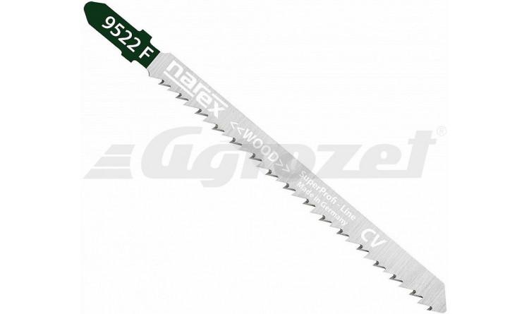 NAREX pilové plátky 115mm CV na dřevo (křivky) 3ks