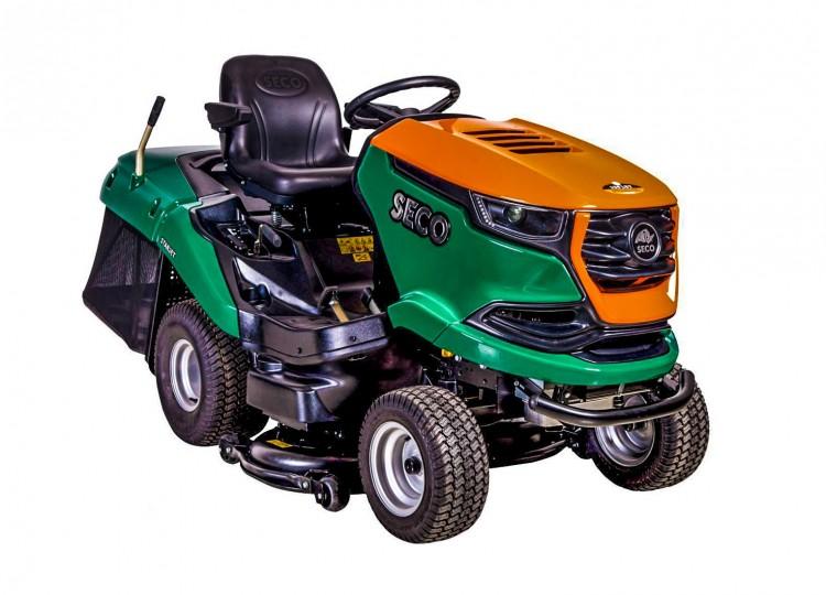 Zahradní traktor SECO STARJET v limitované edici
