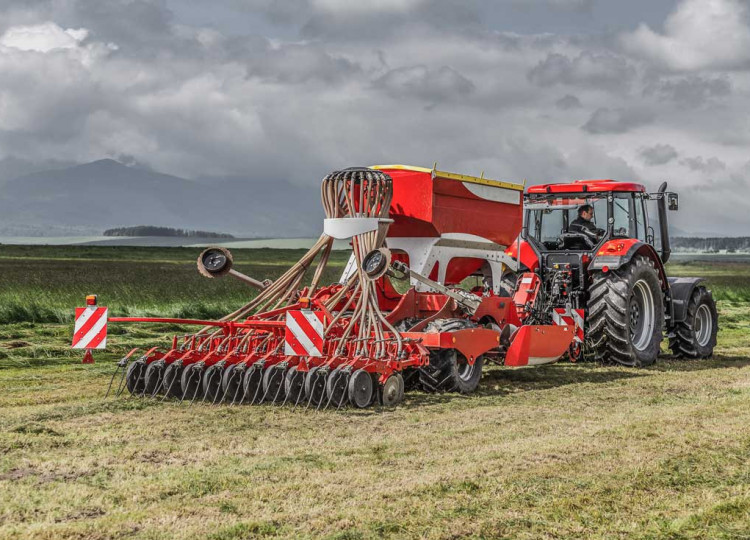 Pöttinger Zetor Demo Tour