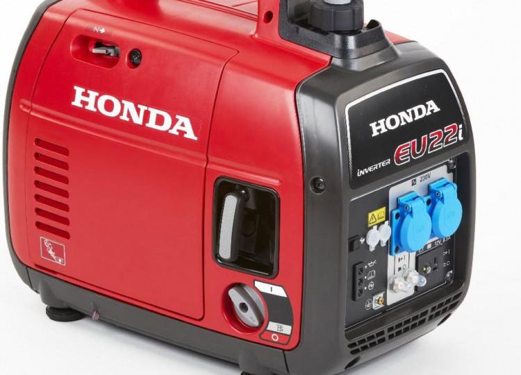 Servis stavební techny s motory Honda 2