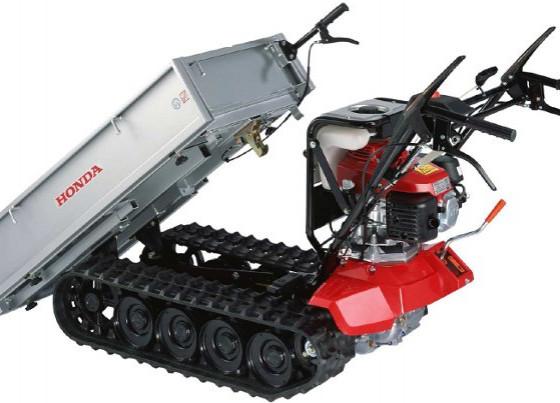 Servis stavební techny s motory Honda 3