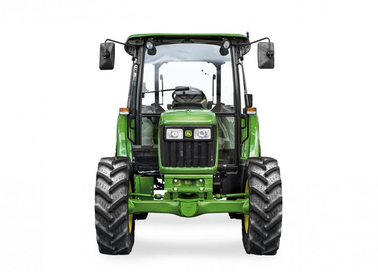 John Deere 5050E - Malý velký traktor