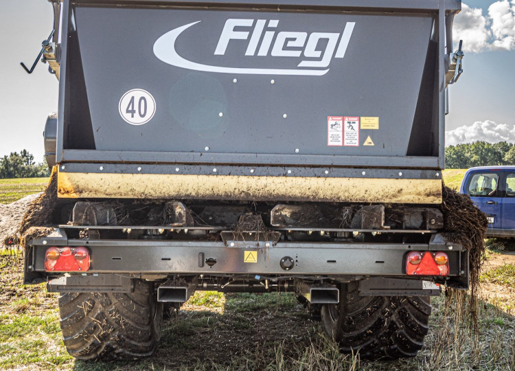 Fliegl KDS 260 Muck Control