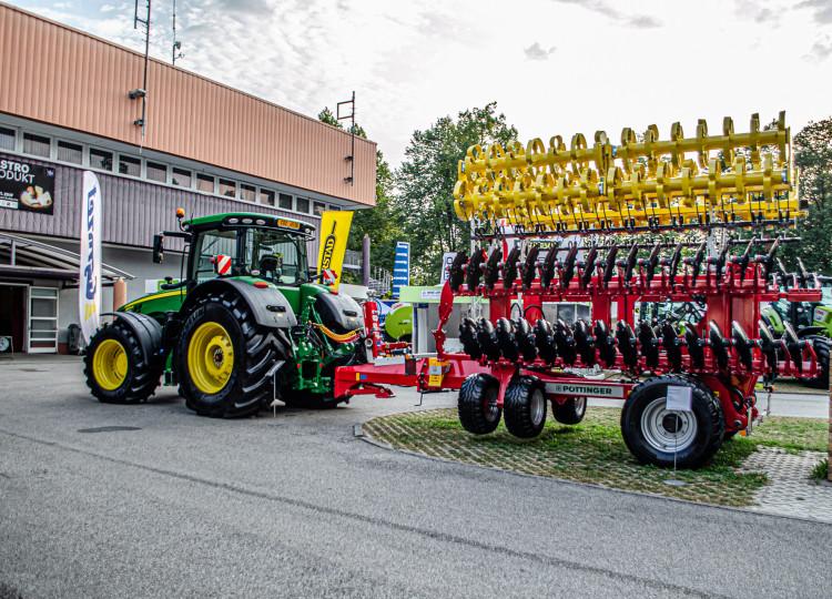 Agrozet na výstavě Země živitelka 2021